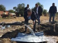 JEOLOJI - Tiyenli Mahallesinin Su Sorunu Gideriliyor