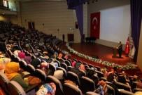 GAZIOSMANPAŞA ÜNIVERSITESI - Tokat'ta 'Kültür Tarihimizde Kerbela Ve Muharrem' Konferansı