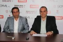 HAVA TAŞIMACILIĞI - Tokatspor Kulübü Başkanlığı'nda Görev Değişimi