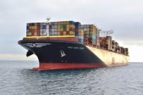 KRAL ABDULLAH - Türkiye'ye Bugüne Kadar Gelen En Büyük Gemi Tekirdağ'da
