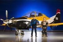 AMERIKA BIRLEŞIK DEVLETLERI - TUSAŞ Test Pilotları, Deneysel Test Pilotları Topluluğu Üyesi Oldu