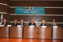 ERCIYES ÜNIVERSITESI - Uluslararası Kafkasya-Orta Asya Dış Ticaret Ve Lojistik Kongresi Başladı