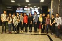 GÖRSEL İLETIŞIM - Üniversite Öğrencileri İstanbul'un Büyük Medya Kuruluşlarını Gezdi
