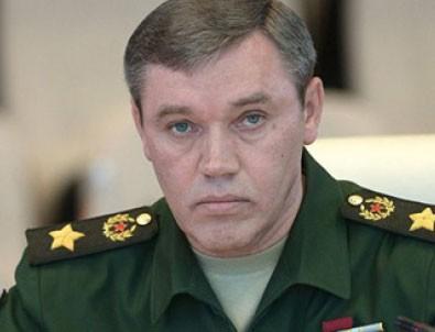 Valeriy Gerasimov: Operasyon henüz başlamadı