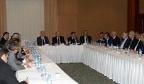 TÜRKIYE ŞEKER FABRIKALARı - Vali Azizoğlu Açıklaması 'Erzurum'da Şeker Pancarı Üretimini Artırmalıyız'