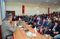 MAHALLİ İDARELER - Vali Elban Üniversite Öğrencileriyle Buluştu