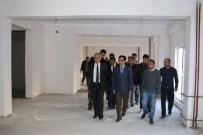 ÖĞRETMENEVI - Vali Toprak, Eğitim Yatırımlarını İnceledi