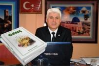 SELÇUK ÜNIVERSITESI - Yazar Mehmet Sarmış'ın Yeni Kitabı 'Genç' Çıktı
