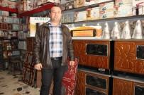 KÖMÜR SOBASI - Aksaray'da Soba Ve Kömür Satışları Başladı