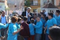 GÖKHAN KARAÇOBAN - Alaşehir Belediyesi'nden Eğitime Tam Destek