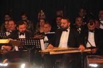 TÜRK MÜZİĞİ - Ankara Devlet Türk Müziği Korosu Elazığ'da Konser Verdi