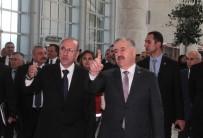 ÇEKIM - Ankara YHT Garı 29 Ekim'de Açılıyor