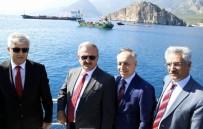 MÜNIR KARALOĞLU - Antalya Limanı'nda Kirlilik Tatbikatı