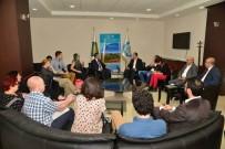 AVRUPA PARLAMENTOSU - Avrupa Parlamentosu Parlamenterlerinden Diyarbakır Büyükşehir Belediyesi'ne Ziyaret