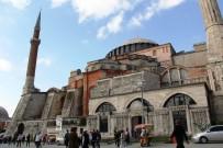 CUMA NAMAZI - Ayasofya Müzesi Hünkar Kasrı'nda İlk Cuma Namazı Kılındı