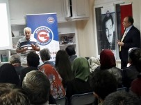 KAMU ÇALIŞANI - Aydın Genç Memur-Sen Bilge Lider Aliya İzzetbegoviç'i Andı