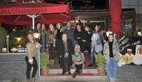 SOSYAL PAYLAŞIM SİTESİ - Ayvalık'ta  'Büyük Çekişme'