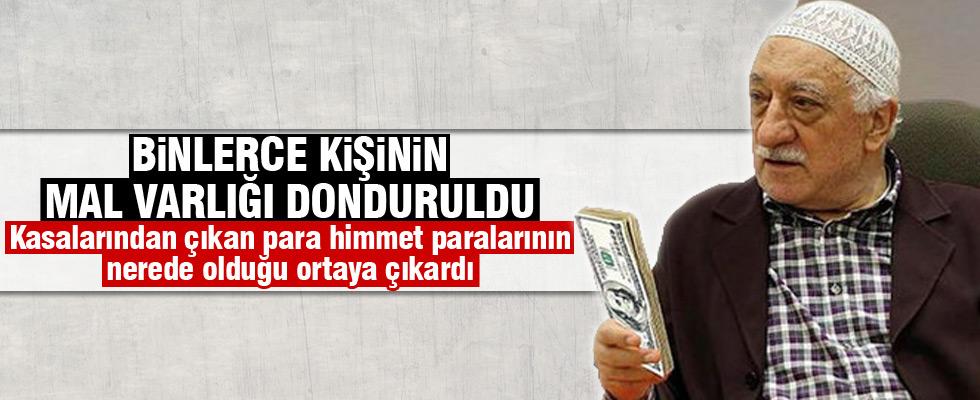 Bakan Ağbal FETÖ'nün kasasından çıkan parayı açıkladı