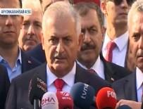 BAŞBAKAN - Başbakan'dan 'PYD' açıklaması: Kimin ne dediğinin önemi yok