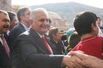 İMAM HATİP - Başbakan Binali Yıldırım Afyonkarahisar'da