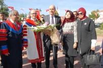 MEHMET AKIF ERSOY ÜNIVERSITESI - Başbakan Yardımcısı Kurtulmuş, MAKÜ'de İlk Dersi Verdi