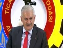 İSTİŞARE TOPLANTISI - Başbakan Yıldırım: Milletimizle gurur duyuyoruz