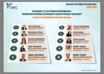 MENDERES TÜREL - Başkan Gökçek, Son 2 Buçuk Yılın En Başarılı Belediye Başkanı Seçildi