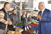 KARNABAHAR - Başkan Görmez, İzmirlileri İlçenin Perşembe Pazarına Davet Etti