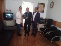 KALKINMA BAKANLIĞI - Başkan Güneş Kalkınma Bakanlığı'nda Ziyaretlerde Bulundu