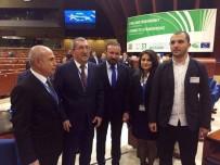 AVRUPA BIRLIĞI - Başkan Vergili, Avrupa Yerel Yönetimler Parlamentosu'nda Konuştu