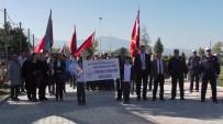 SAĞLIĞI MERKEZİ - Beyşehir'de Öğrenciler 'Osteoporoz' Hastalığına Dikkat Çekmek İçin Yürüdü