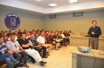 AHMET ACAR - Bodrum'da Risk Yönetimi Ve Değerlendirilmesi Eğitimi Verildi