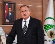 EDEBIYAT - Bolu Belediye Başkanı Yılmaz'dan Özgür Basın Vurgusu
