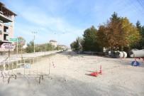 KANALİZASYON - Bolu Belediyesi Alt Yapı Çalışmaları Devam Ediyor