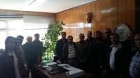 MALİ MÜŞAVİR - Bozüyük Vergi Dairesi Müdürlüğü Serbest Muhasebeci Ve Mali Müşavirleri Bilgilendirdi