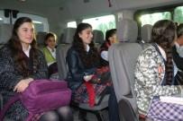 TRAFİK YÖNETMELİĞİ - Bulanık'ta Öğrenci Servisi Denetimi