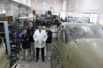 ÜÇ BOYUTLU YAZICI - Bursalı Liseli Gençler İnsansız Kargo Tipi Uçak Üretecek