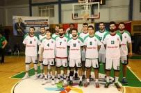 BASKETBOL TAKIMI - Büyükşehir Basket Bursa Deplasmanında