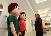 KÜRESELLEŞME - Büyükşehir Belediyesinden Çevreci Maskotlar Tanıtımı