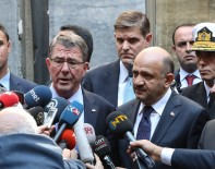 MILLI SAVUNMA BAKANı - Carter Açıklaması Türkiye'nin DEAŞ Operasyonlarına Katılmasını...