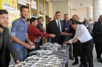 CAMİİ - Çelikhan'da Bin 700 Kişilik Aşure Dağıtıldı