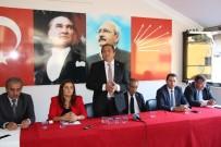 PARTİ MECLİSİ - CHP'li Torun Amasya'da Partililerle Buluştu