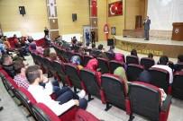 BOZOK ÜNIVERSITESI - Doç.Dr. Şeker, 'Osmanlı İmparatorluğu Döneminde Padişahlarla Görüşecek Elçilere Adab-I Muaşeret Öğretilirdi'