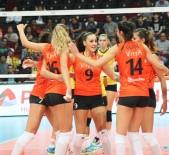 SANTIAGO - Eczacıbaşı Vitra, Manila'yı 3-1 Mağlup Etti