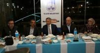 FıRAT ÜNIVERSITESI - Elazığ Belediye Başkan Yanılmaz, Akademisyenlerle Bir Araya Geldi