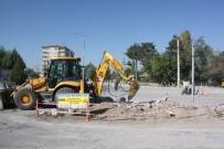 ÜÇGÖZ - Ereğli Belediyesi Hizmet Üretmeye Devam Ediyor