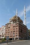 AHMET ŞEFİK - Esertepe Yeni Camisi'nin İlginç Mimarisi Görenleri Şaşırtıyor