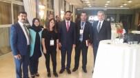 DERNEK BAŞKANI - Eskişehir Azerbaycanlılar Derneği'nden Kuzey Kıbrıs Türk Cumhuriyeti'ne Ziyaret