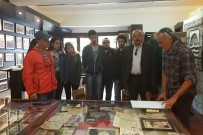REHABILITASYON - Foça Belediyesi, İKÇÜ Öğrencilerini Konuk Etti
