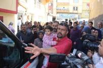 BEBEK - Gaziantep'te Kaybolan Minik Hatice Kübra Sokakta Bulundu